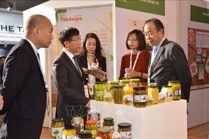 30 doanh nghiệp Việt Nam tham dự Hội chợ quốc tế Công nghiệp thực phẩm Paris