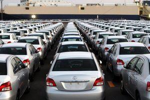 Việt Nam đang nhập khẩu ôtô từ Indonesia nhiều nhất