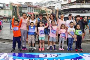 Giải Marathon quốc tế Di sản Hà Nội 2018 thu hút hơn 2.600 người tham gia