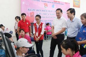 Festival thanh niên Hoàng Mai '15 năm – Thắp sáng ngọn lửa nhiệt huyết'