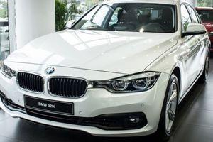 BMW 320i đời mới do THACO nhập khẩu có giá niêm yết 1,689 tỷ đồng