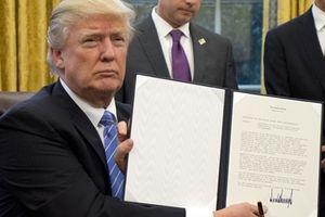 Những hiệp định quốc tế lớn Mỹ đã 'nói lời chia tay'