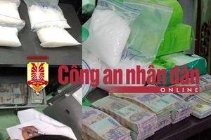 'Ngụy trang' ma túy trong các gói trà vận chuyển từ Campuchia về Việt Nam