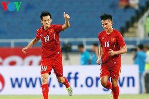 ĐT Việt Nam thua sát nút 1-2 trước Incheon United trên đất Hàn