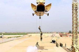 Lính dù Ai Cập và Nga tham gia khóa đào tạo 'Bảo vệ hữu nghị 3'