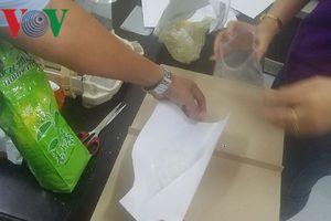 Triệt phá đường dây ma túy đá lớn nhất từ trước đến nay tại Khánh Hòa