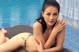Phương Khánh diện bikini bên dàn thí sinh Miss Earth