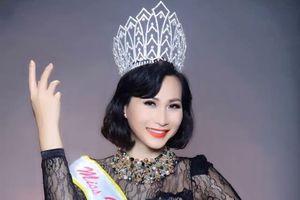 Hoa hậu, họa sỹ Nini Hương Nguyễn: 'Tôi từng tiễn thẳng một đại gia ra khỏi phòng tranh của mình'
