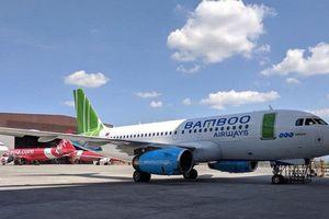 Hé lộ hình ảnh 'siêu hot' của máy bay Bamboo Airways