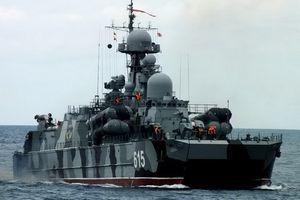 Tàu tên lửa tấn công nhanh chạy trên đệm khí 'không có đối thủ' của Nga