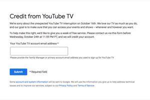 YouTube 'bồi thường' cho người dùng một khoản tiền vì sự cố sập mạng vào tuần trước