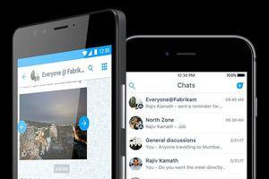 Ứng dụng chat trực tuyến Microsoft Kaizala cho doanh nghiệp ra mắt thị trường Việt Nam