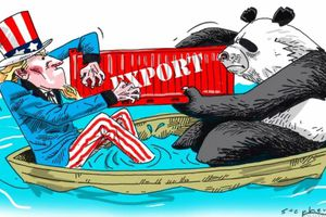 Trung Quốc học kinh nghiệm của Nhật để ứng phó với Mỹ
