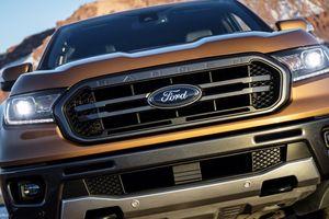 Ford Ranger 2019 đang được sản xuất, bán đầu năm 2019