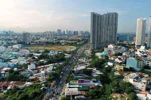 Thị trường bất động sản TP Hồ Chí Minh: Sức tiêu thụ căn hộ giảm mạnh