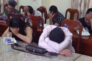 Kiểm tra quán karaoke, hơn 40 người dương tính với ma túy