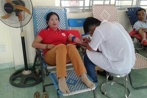 Ngưỡng mộ người phụ nữ 89 lần hiến máu cứu người