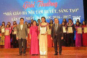 LĐLĐ và Sở GDĐT TP.Hà Nội: Xây dựng hình ảnh đẹp về nhà giáo, nhà trường