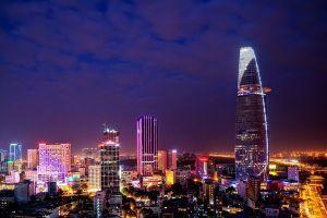 Thành phố Hồ Chí Minh vươn ra biển