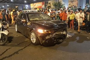 Sếp ngân hàng lên tiếng vì bị hiểu nhầm liên quan vụ xe BMW gây tai nạn liên hoàn