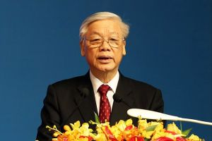 Tổng Bí thư Nguyễn Phú Trọng trúng cử Chủ tịch Nước với 99,79% phiếu bầu