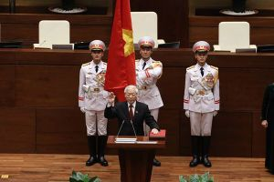 Tân Chủ tịch Nước Nguyễn Phú Trọng: 'Tôi vừa mừng, vừa lo'