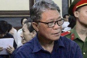 Nguyên Chủ tịch TrustBank nhận tội và xin giảm nhẹ hình phạt