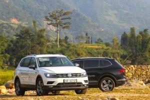Đánh giá Volkswagen Tiguan Allspace: Người bạn đường tháo vát