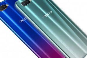 Oppo R15x trình làng, màn hình giọt nước 'ăn đứt' iPhone Xs