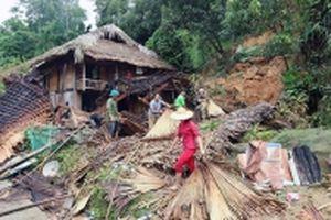 Không khí lạnh gây mưa dông ở các tỉnh Bắc Bộ và Thanh Hóa