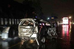 Tai nạn liên hoàn trên Quốc lộ 1, 1 người tử vong
