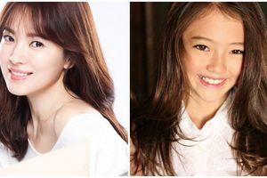 'Tiểu' Song Hye Kyo chạm mốc triệu lượt theo dõi ở tuổi lên 10