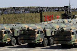 Mỹ và sức ép từ tên lửa Trung Quốc