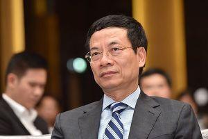 Miễn nhiệm ông Trương Minh Tuấn, đề nghị phê chuẩn bổ nhiệm Bộ trưởng Bộ TT-TT