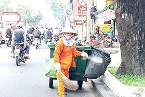 Trong tuần này, TPHCM chấm dứt nợ lương công nhân vệ sinh