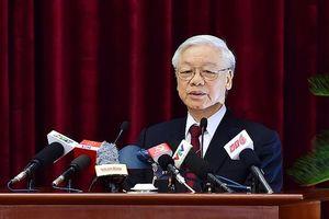 Lời tuyên thệ của tân Chủ tịch nước Nguyễn Phú Trọng