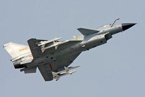 Chiến đấu cơ 'con cưng' của không quân Trung Quốc bốc cháy, rơi tại Quảng Đông