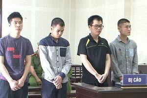 4 đối tượng người Trung Quốc dùng thẻ ATM giả để trộm tiền lĩnh án tù