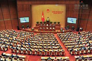 Ủy ban thường vụ Quốc hội ban hành nhiều Nghị quyết quan trọng