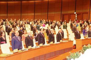 Hôm nay Quốc hội tiến hành bỏ phiếu bầu Chủ tịch nước