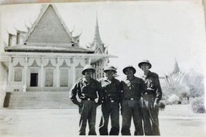 Nhà báo Trần Mai Hưởng với 'Đường vào Phnom Pênh giải phóng'