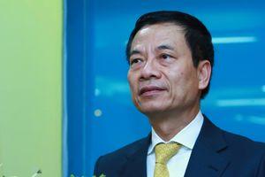 Trình Quốc hội phê chuẩn bổ nhiệm ông Nguyễn Mạnh Hùng làm Bộ trưởng Bộ TT-TT