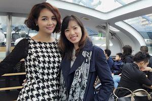 Địu con đến trường và hành trình cô gái Việt lập nghiệp giữa trời Nhật