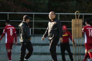 HLV Park Hang-seo: 'Đội tuyển Việt Nam sẽ thử nghiệm nhiều hơn nữa'