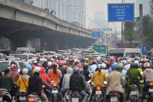 Cần gần 1.500 tỷ đồng trong 5 năm để giao thông Hà Nội an toàn
