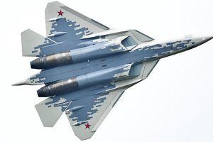 Lộ diện chiến đấu cơ mới của Nga khiến Mỹ khiếp sợ