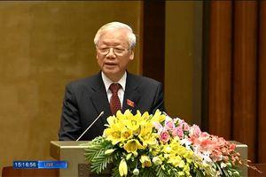 Những chia sẻ của tân Chủ tịch nước Nguyễn Phú Trọng khi nhậm chức