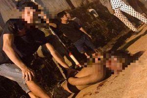 Nghi bắt cóc trẻ em, nam thanh niên bị đánh tử vong