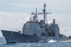 Tàu chiến Mỹ qua eo biển Đài Loan 'khủng' cỡ nào khiến TQ án binh bất động?