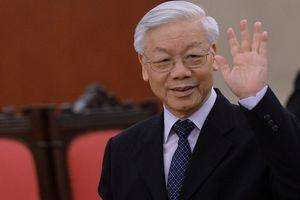 Hoàn tất bỏ phiếu bầu Tổng Bí thư Nguyễn Phú Trọng làm Chủ tịch nước